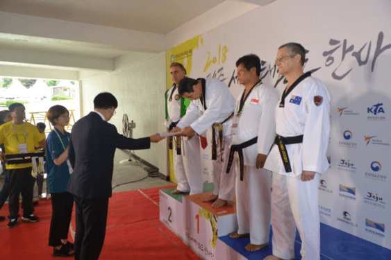 Read more about the article Medalla de Oro Campeonato Hanmadang 2018