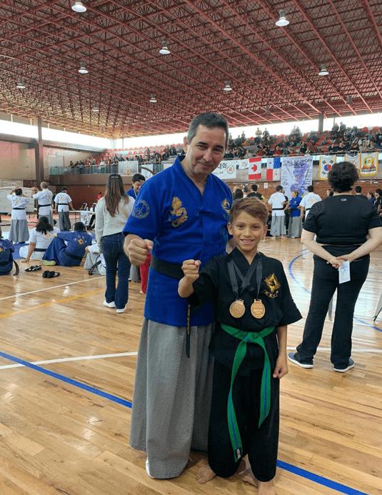 Read more about the article Campeonato Nacional Haidong Gumdo Mexico 2019