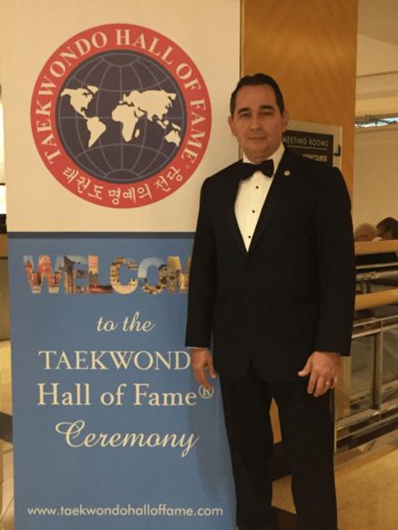 Read more about the article Dr. Varo Barragan es nominado al Salon de La Fama Mundial del Taekwondo